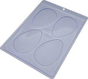 Forma De Acetato Simples N.9857 Ovo Tablete 10