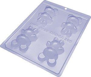 Forma De Acetato Especial N.9935 Urso Pequeno