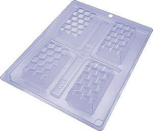 Forma De Acetato Especial N.9904 Mini Tablete 3d