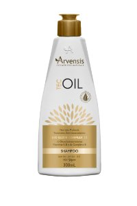 Shampoo Tec Oil Arvensis 300Ml