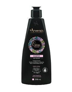 Shampoo Cachos Sem Sulfato Arvensis 300Ml