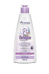 Shampoo Cachinhos Sem Sulfato Arvensis 300ml