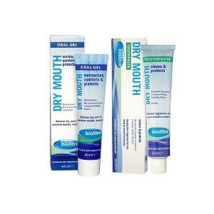 Kit - Oral Gel + Creme Dental - BioXtra