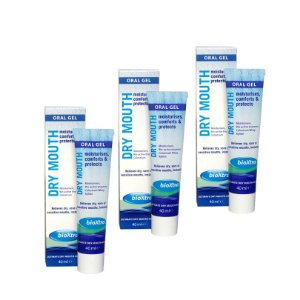 Kit - 3 Oral Gel BioXtra - Saliva artificial