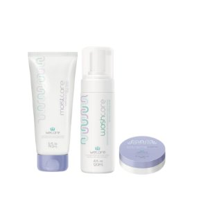 Kit Quimio Wecare - washcare + moistcare 192ml + extremecare 60g