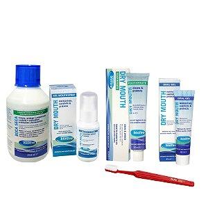 Kit BioXtra cuidados orais + escova TEPE
