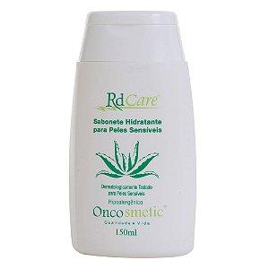 Sabonete hidratante para peles sensíveis
