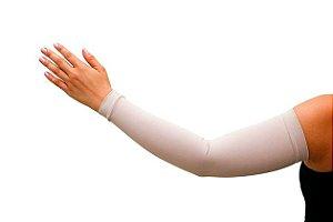 Luva Manguito para Proteção Solar - Par Nude