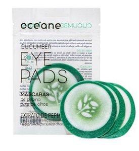 Máscara de pepino para olhos - Cucumber eye pads