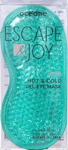 Máscara térmica em gel para olhos - hot & cold gel eye mask