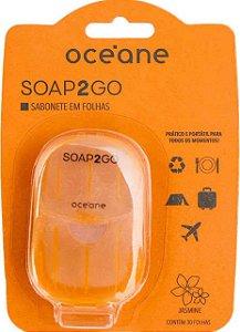 Sabonete em Folha Océane - Soap2Go Jasmim