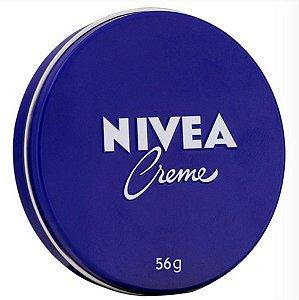Creme Nívea Latinha Azul 56g