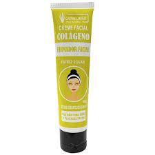 Creme Facial Colágeno Firmador Facial Capim Limão