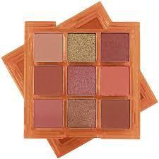 Paleta de Sombras Orange Shock Sp Colors