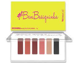 Paleta de Sombras #Bem Basiquinha Boca Rosa by PAYOT