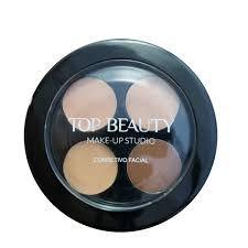 Corretivo Facial Cor 01 Top Beauty