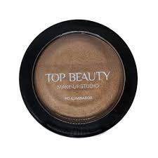 Pó Iluminador Bronze Top Beauty