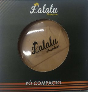 Pó Compacto Cor 21 Lalalu Premium