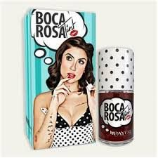 Lip Tint Vermelho Rosadinho Payot Boca Rosa