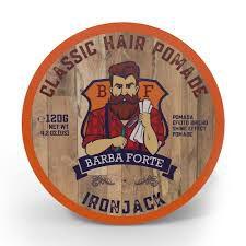 Classic Hair Pomade IronJack Barba Forte