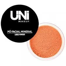 Pó Facial Mineral Loose Powder Cor 03 Uni MakeUP