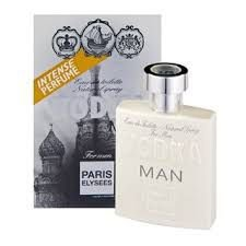 Perfume Vodka Man Paris Elysees