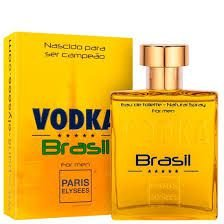 Perfume Vodka Brasil Paris Elysees