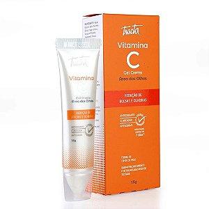 Gel creme Tracta Vitamina C Área dos olhos 15g