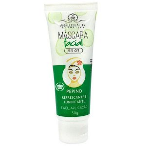 Máscara Facial Pepino Peel Off Phállebeauty 50g