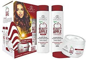 Kit Capilar Beauty Apple Phállebeauty
