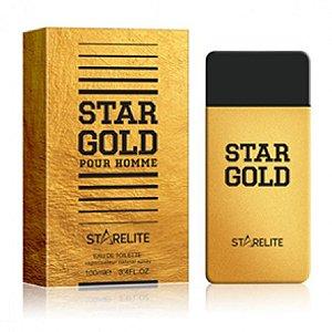 Perfume Star Gold Pour Homme Starelite 100ml