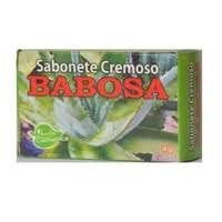 Sabonete Cremoso Babosa