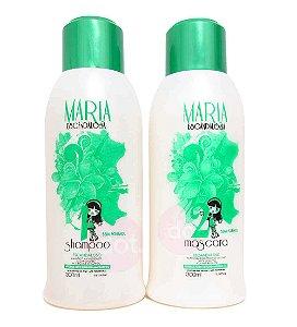 Kit Maria Escandalosa Shampoo e Condicionador 300ml