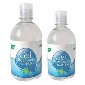Alcool em Gel Higienizador Para Mãos com Aloe Vera Pharma 290g