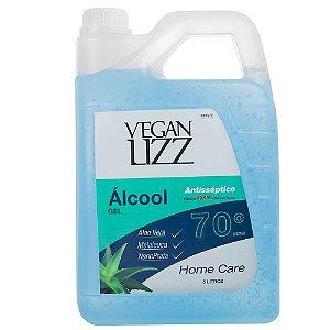Álcool Gel Antisséptico Vegan Liss 4.3kg