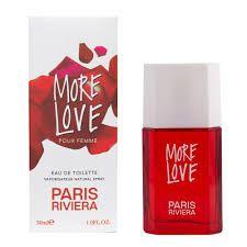 Perfume More Love Pour Femme Paris Riviera 30ml