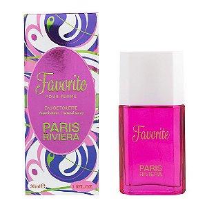 Perfume Favorite Pour Femme Paris Riviera 30ml