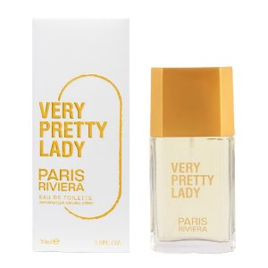Perfume Very Petty Lady Pour Femme Paris Riviera 30ml