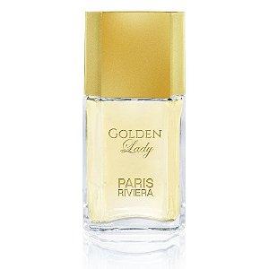 Perfume Golden Lady Pour Femme Paris Riviera 30ml