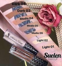 Corretivo Líquido b.Beauty Cover Suelen MakeUp 8g
