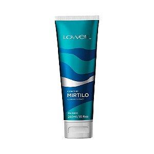 Shampoo Extrato de Mirtilo Lowell 240ml