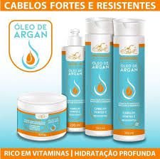 Shampoo Óleo de Argan Belkit 350ml