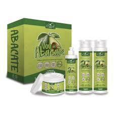 Shampoo Vou de Abacate Belkit 350ml