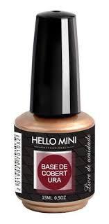 Base De Cobertura Hello Mini UV/LED