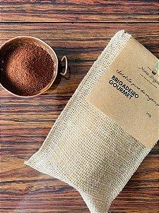 Chocolate puro de origem para fazer brigadeiro, 200g