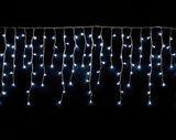 Luz Natalina Branco Frio 200 LEDs 5m 127V Cordão Branco