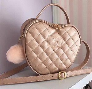Bolsa Cora (Rosê)