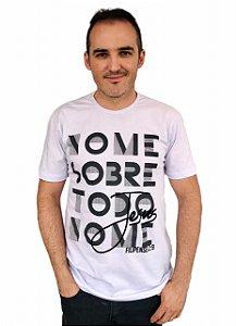 NOME SOBRE TODO (C) BRANCA