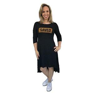 VESTIDO SAVED - MULET - Plus size