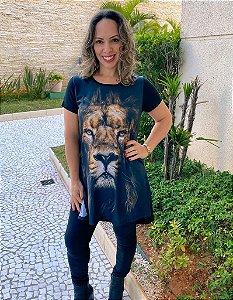 MAXI VESTE - FACE LEÃO DE JUDÁ